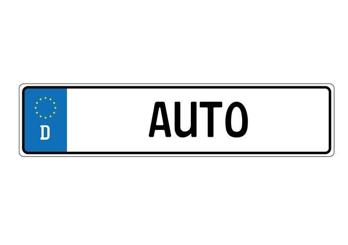 Indywidualne tablice rejestracyjne – najważniejsze informacje
