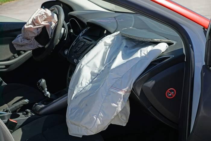 Najbezpieczniejsze miejsce w samochodzie - gdzie jest zlokalizowane?